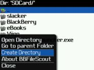 beFTP « Free Applications Blackberry